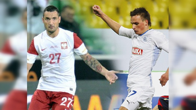 Excluyen de la selección de fútbol polaca a dos jugadores por ebriedad