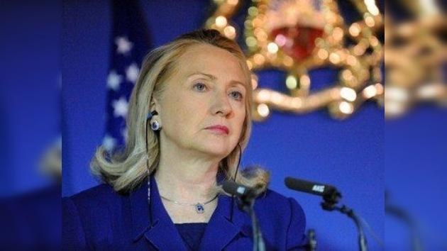 Clinton: EE. UU. no atacará a Siria pero apoyará a los que decidan intervenir