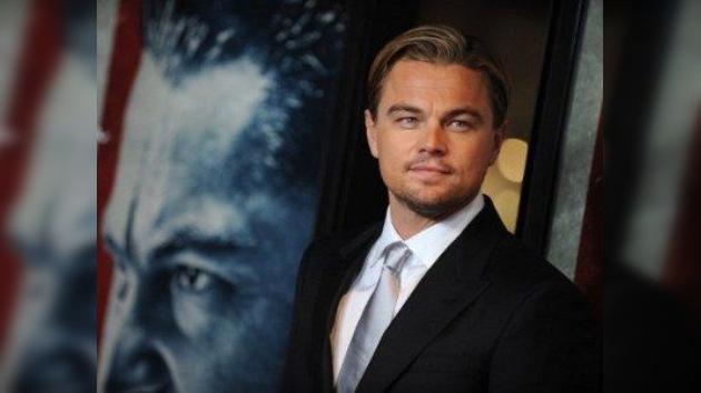 Leonardo DiCaprio en plan de asesino en serie