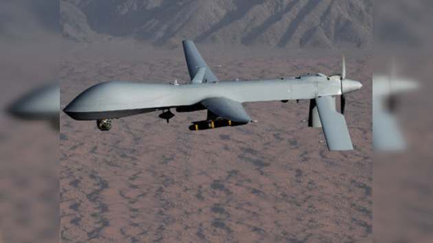 Un 'drone' de EE. UU. mata a un líder de Al Qaeda en Pakistán
