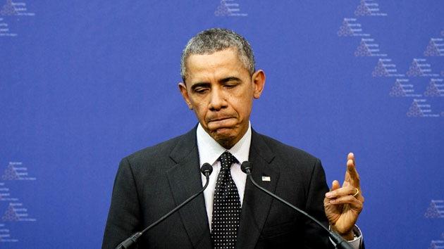 La mayoría de los estadounidenses considera que Obama miente al país