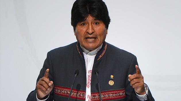 Evo Morales: Bolivia acepta la invitación para entrar en Mercosur como miembro pleno