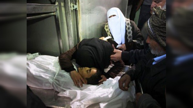 Aumentan a 18 los muertos causados por Israel en Gaza