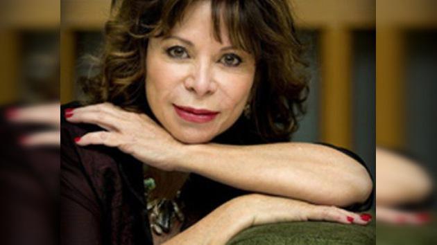 Isabel Allende, galardonada con el Premio Hans Christian Andersen