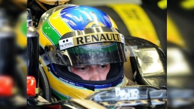 Bruno Senna correrá junto a Vitali Petrov en Renault