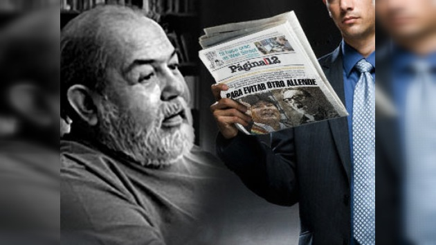 Falleció Pasquini Durán, uno de los fundadores del Página 12