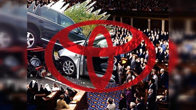 El Congreso de EE. UU. investigará los problemas de los vehículos Toyota
