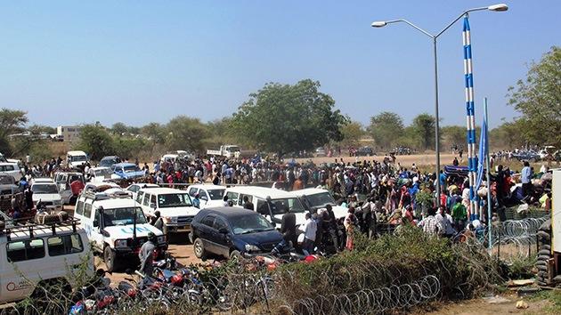 Atacan una base de la ONU en Sudán del Sur