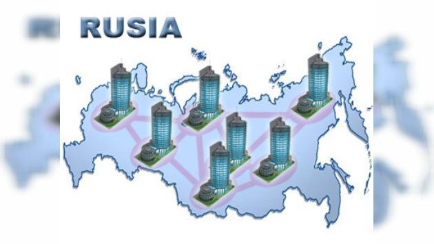 Las tecnologías punta cambiarán a Rusia