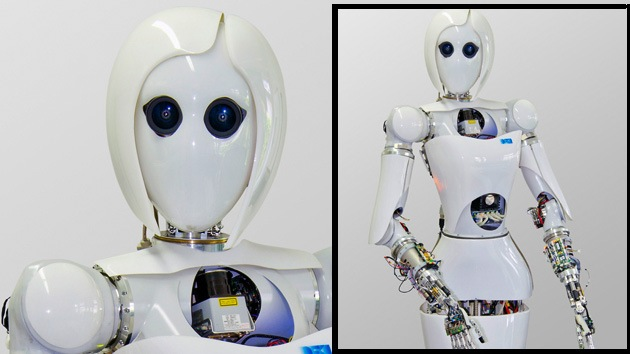 Alemania enviará al espacio a una elegante mujer robot