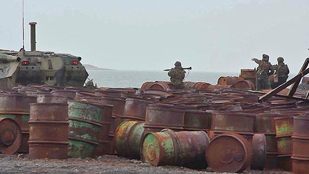 Fotos: La isla 'postapocalíptica' del Ártico que ahora es una base militar rusa