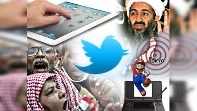 ¿Cuáles han sido los 'trending topics' más populares en Twitter en 2011?