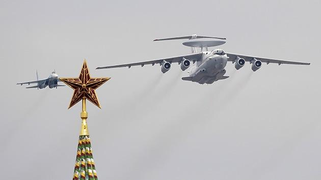Rusia reanuda el proyecto para desarrollar aviones de guerra electrónica