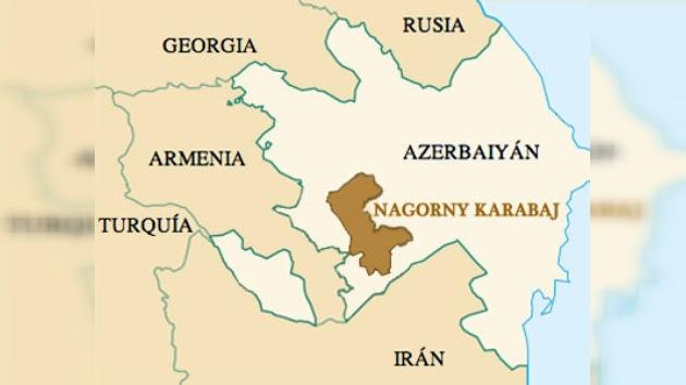 Elecciones parlamentarias en Nagorny Karabaj