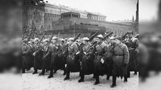 La defensa de Moscú