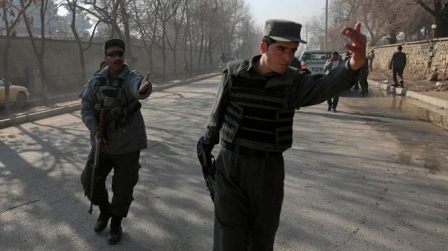 Se produce una explosión frente a la Embajada de EE.UU. en Afganistán