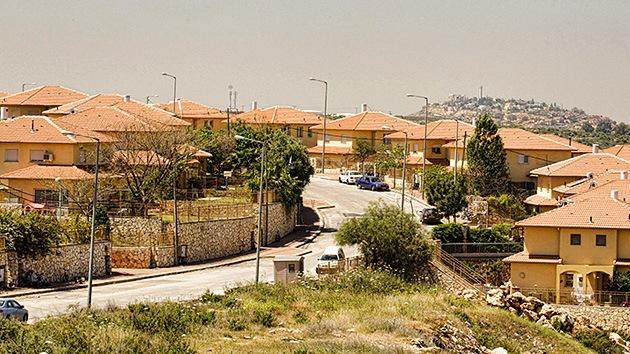 Israel insiste en construir asentamientos en Cisjordania