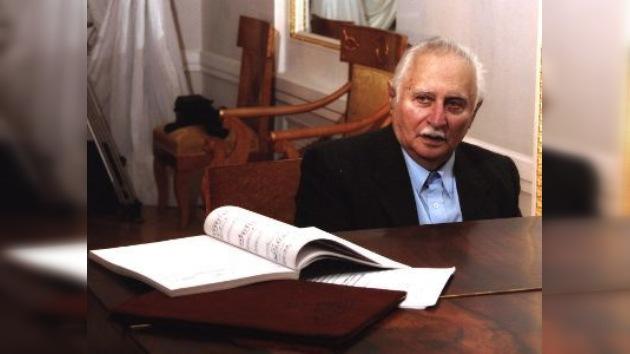 Fallece el famoso compositor ruso Isaak Schwartz