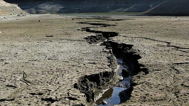 La grave sequía en California amenaza con agrietar la economía de EE.UU.