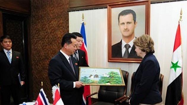 Corea del Norte y Siria aumentan sus contactos espoleadas por un entorno hostil