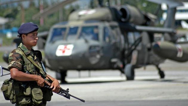 EE.UU. gasta millones para combatir el narcotráfico pero América Central no lo nota