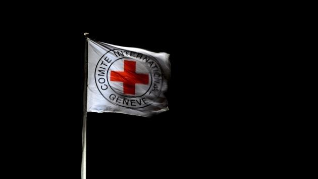 Sueltan a los empleados de la Cruz Roja retenidos en Donetsk por supuesto espionaje