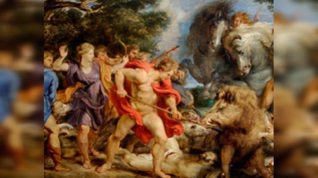 La Policía griega halla una obra de Rubens robada en Bélgica en 2001
