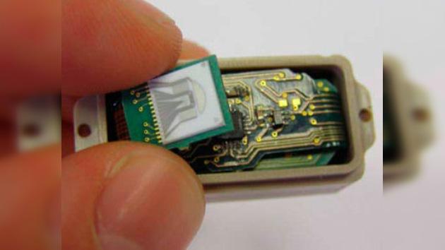 Un 'microchip' sensor, los nuevos ojos del médico para seguir un tumor