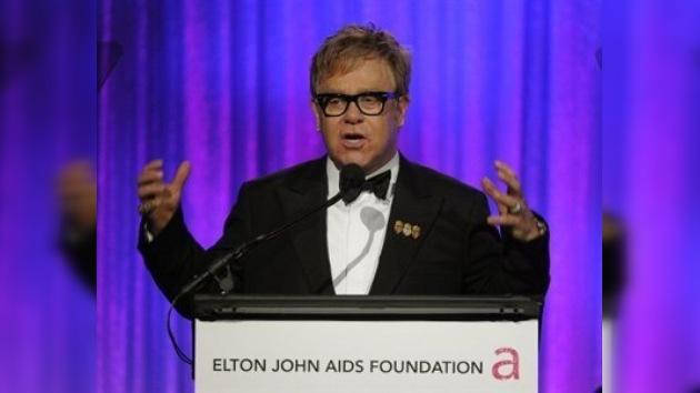 Elton John será redactor jefe de The Independent por un día