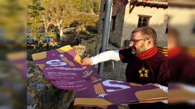 Se celebra un referéndum de autodeterminación en Cataluña