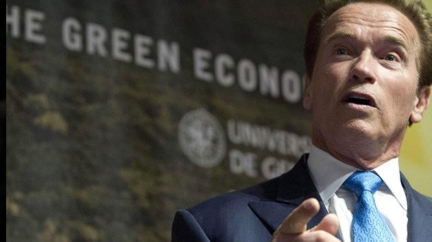 Arnold Schwarzenegger quiere mantener su carrera política
