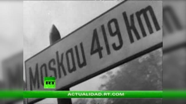 LA BATALLA POR MOSCÚ : DEFENDER A MUERTE