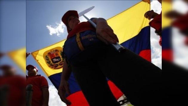 Caracas incorporó dos nuevas unidades militares a la frontera con Colombia