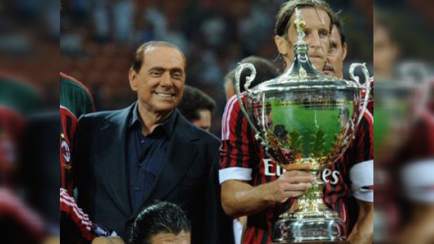 Berlusconi volverá a la presidencia del A. C. Milan