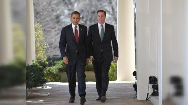 Cameron sobre Siria: la guerra civil o la revolución son inevitables con Assad en el poder
