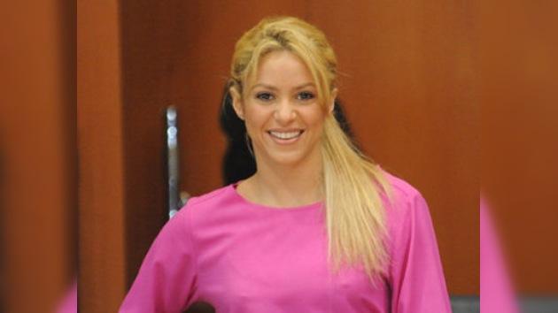 Shakira podría cantar en árabe