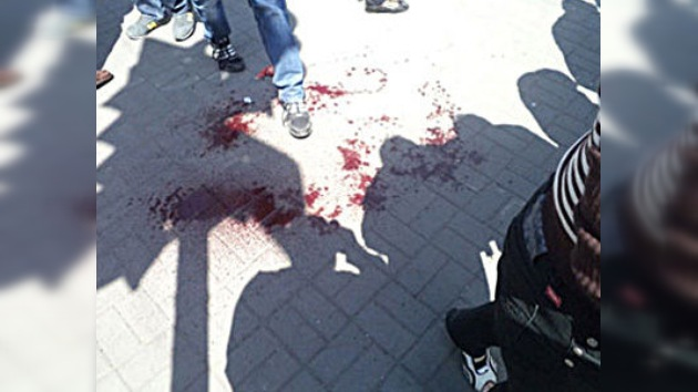 Ucrania: Tiroteo entre las fuerzas de seguridad y presuntos terroristas