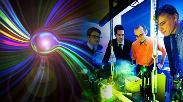 A físicos alemanes se les enciende la bombilla: desarrollan una nueva fuente de luz