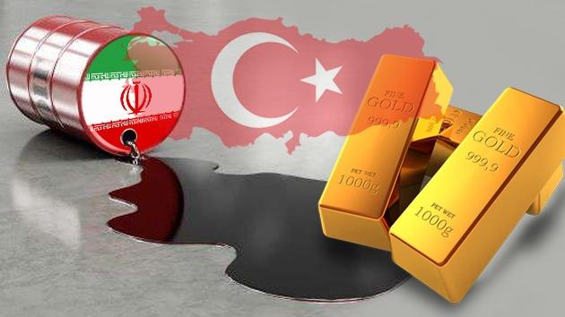 ¿Está pagando Turquía el 'oro negro' iraní con oro real?