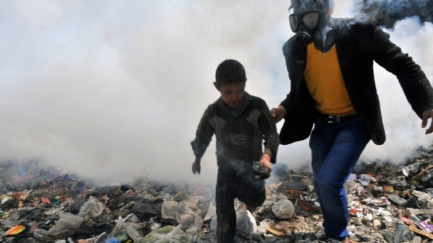 Expertos de la ONU llegan a Turquía para investigar el uso de armas químicas en Siria