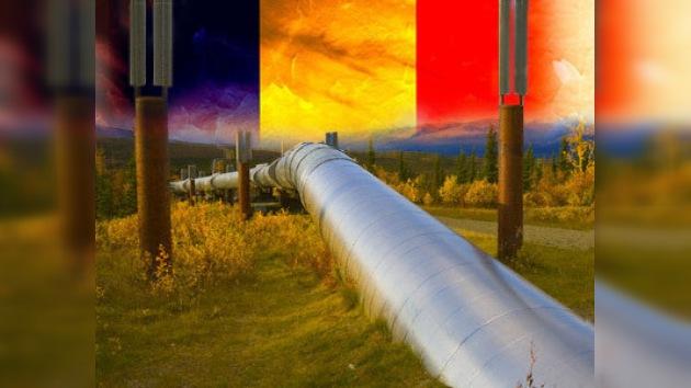 Gazprom marca el itinerario del South Stream vía Rumanía