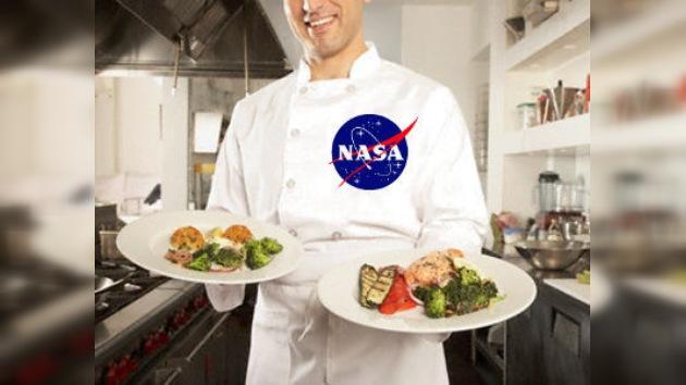 Ex empleado de NASA escribió libro sobre cocina espacial