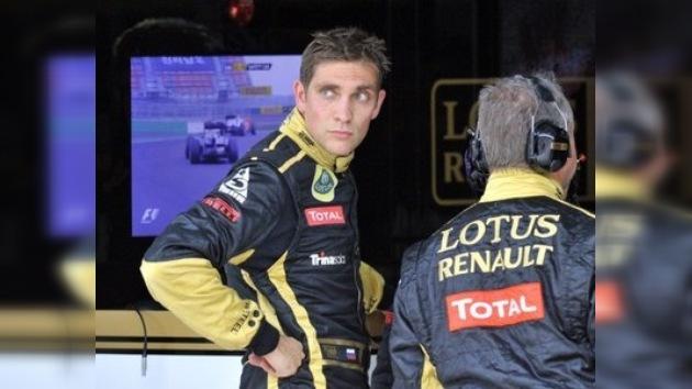 Petrov estaría con un pie fuera de la Fórmula 1