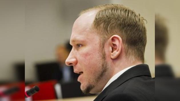 Noruega: Breivik planeaba atacar el Palacio Real y la sede del Partido Laborista