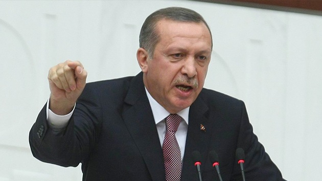 """Erdogan: Siria se prepara para un """"nacimiento sagrado"""""""