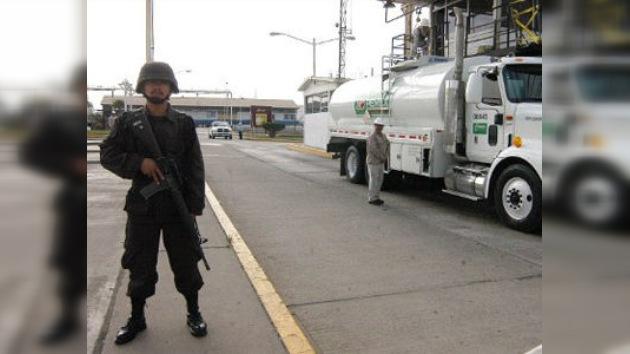 En México roban diariamente 20.000 barriles de combustible