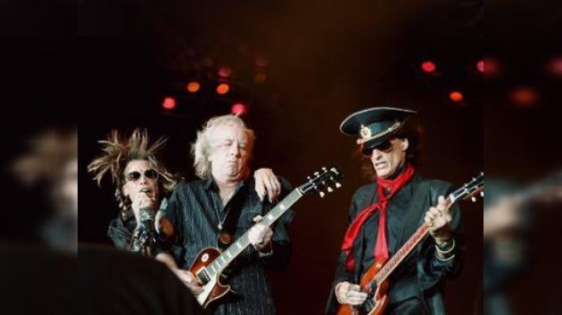 ¡Aerosmith regresa!