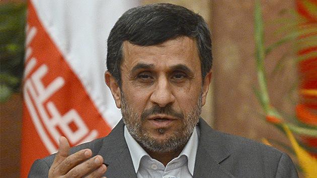 Ahmadineyad: Irán no necesita la bomba atómica para expulsar enemigos de la región