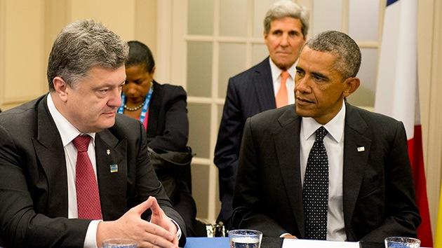 """""""La locura de Obama en Ucrania cierra el círculo"""""""