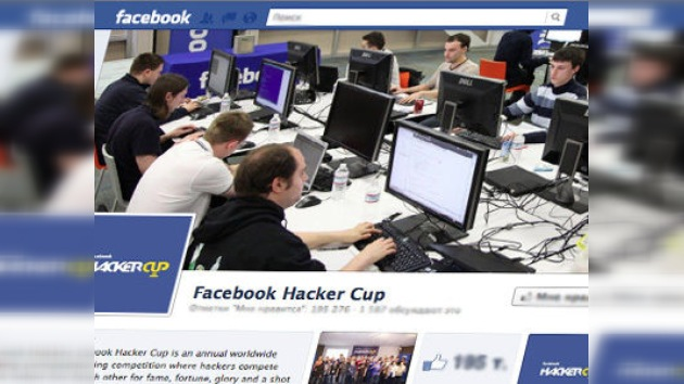 La Facebook Hacker Cup sigue en manos rusas